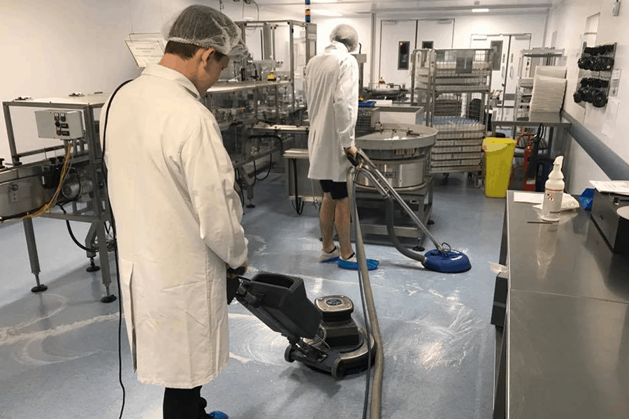 Commercial-Hard-Floor-Cleaning