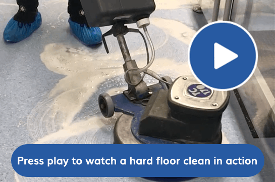 Hard Floor Cleaning Surrey & Hampshire